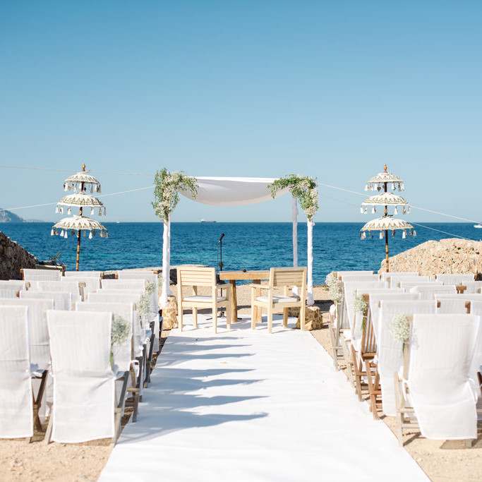 La Escollera • Ibiza & Formentera Wedding House